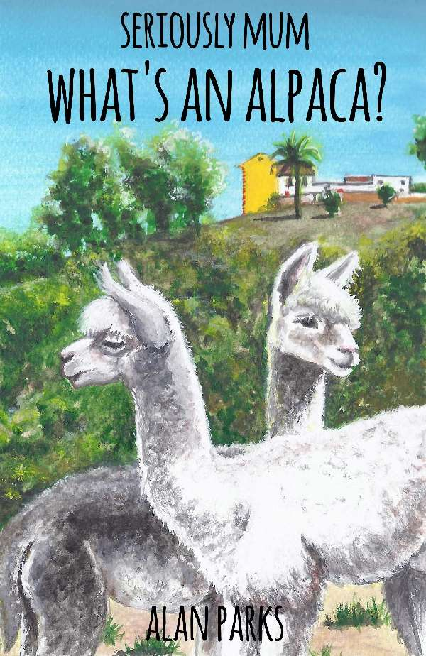 Alpacas, actual book cover