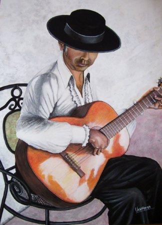 Sebastian y su Guitarra