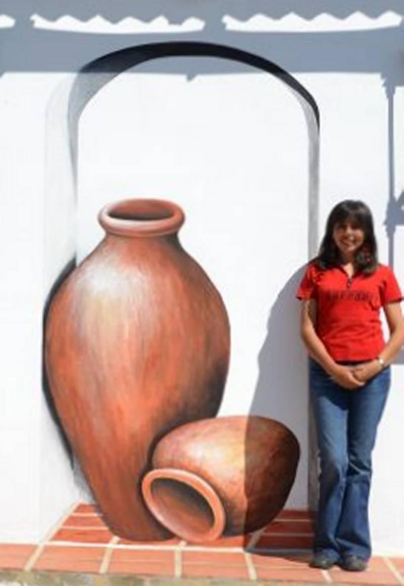 Pots at Los Perros, finished